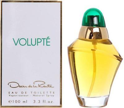 Volupte By Oscar De La Renta 3 3 Oz   3 4 Oz Perfume New In Box