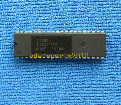 1pcs P8088 -bit Microprocessor Cpu Dip-40