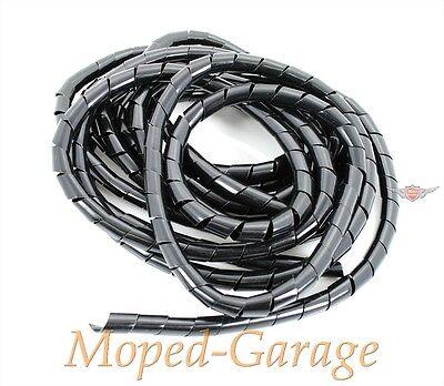 1,39€/m Puch Motorrad Mofa Moped Kabel Baum Spiralschlauch  5 Meter Neu*