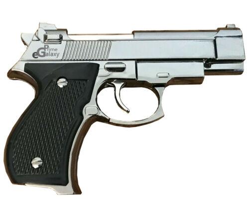 9MM Authentic Looking Beretta M92G Jet Torch Pistol Gun Lighter Trigger Activate