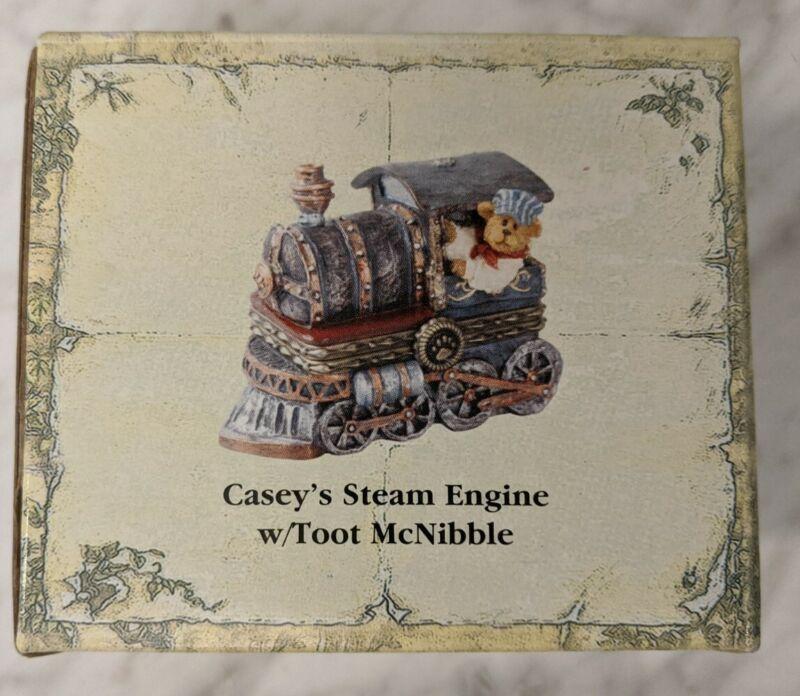 Boyds Treasure Box - CASEY