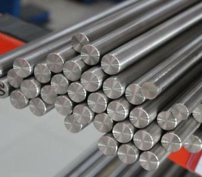 Us Stock 5pcs Dia 8mm 0.31 Length 100mm 3.94 Tc4 Titanium 6al-4v Round Bar Rod