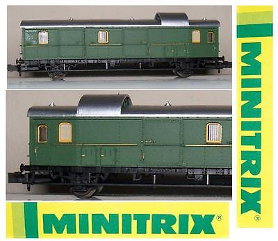 MINITRIX 13160 Kutsche Stamm-Post Old-Time 2a DRG ULM-NURMBERG