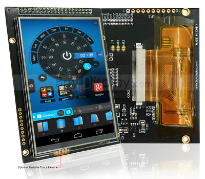 4 Inch 3.97 Inch 480x800 Pixels Tft Lcd Display Wbreakout Boardtouch Panel