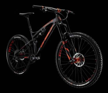 2017 Whyte G160 RS mountain bike