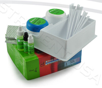 Prime Dent Chemical Cure Composite Kit 15Gm   15Gm W  Bonding  002 012