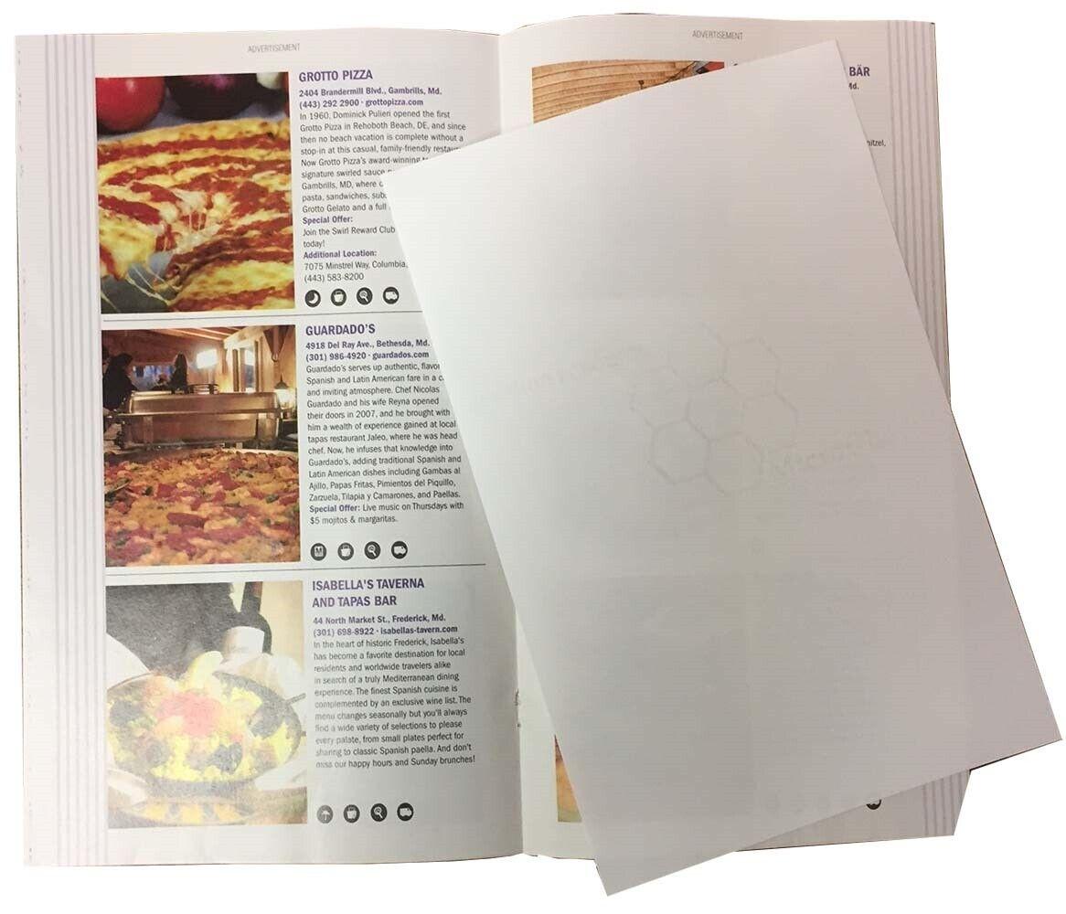 MicroChamber Interleaving Paper for Silver Age Comics MIP-It Silver 50