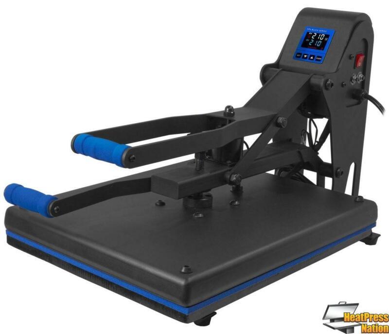 "HPN™ Black Series™ 16"" x 20""  Auto-Open High Pressure Heat Press Machine"