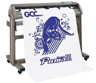 Vinyl Cutter Gcc Puma 3