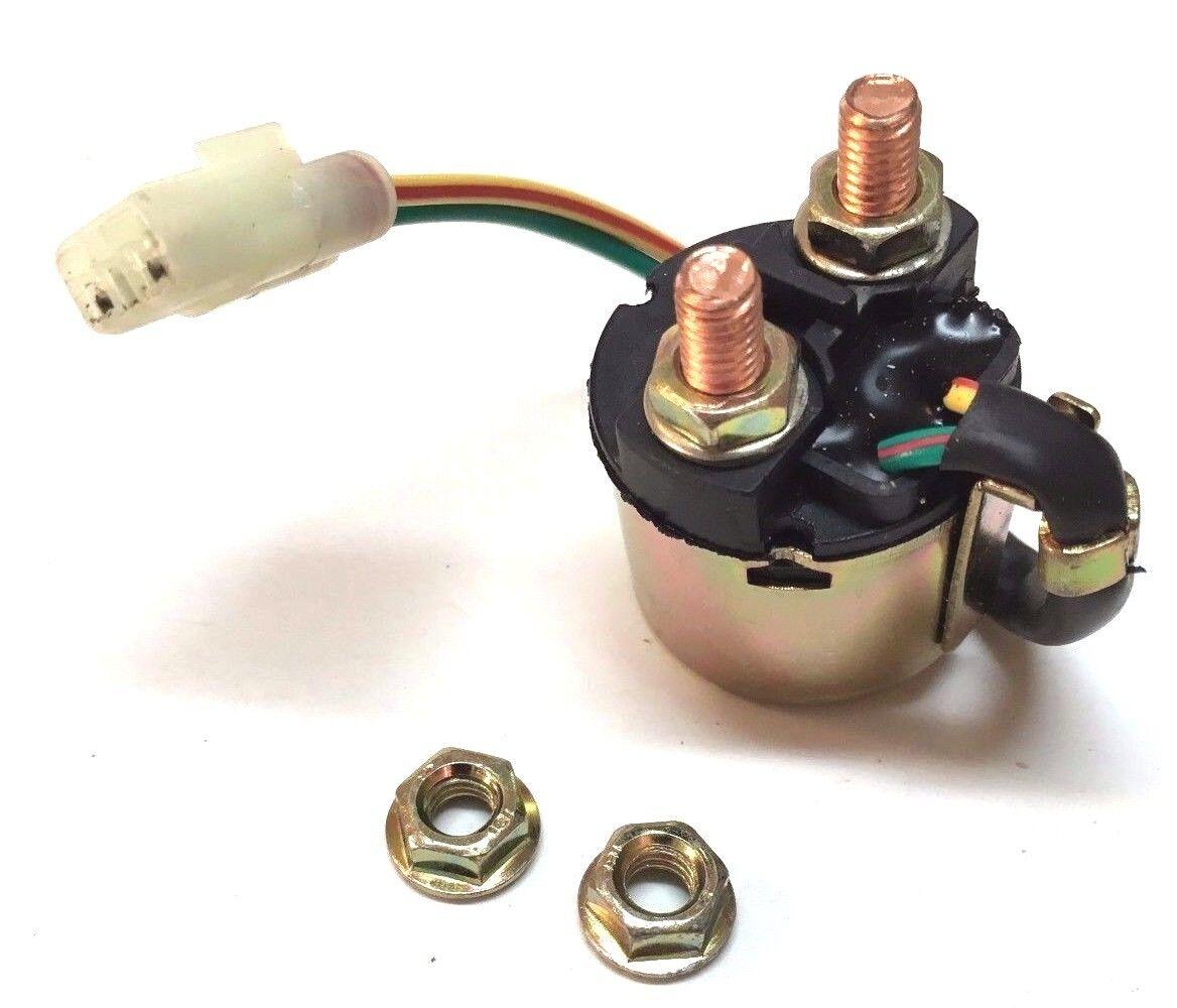starter solenoid wiring diagram for honda foreman 400 starter relay solenoid honda trx400 trx 400 fourtrax ... starter solenoid wiring diagram for w900a