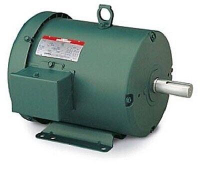 Leeson Electric Motor 131464.00 5 Hp 1760 Rpm 3ph 230460 Volt 184t Frame