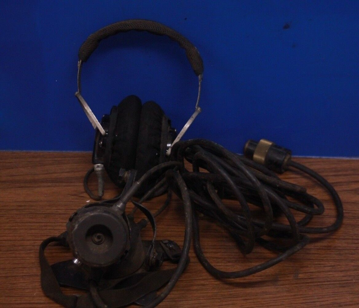 Type H200 VX SOUD Powered Headset Chest 5965-900-6401