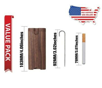 Wooden Dugout with Metal One hitter and Poker. USA Seller - Fast Shipping