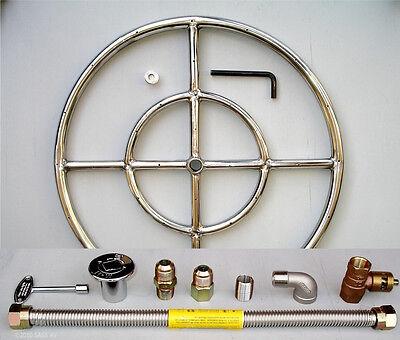 304 Stainless Steel Burners - 6