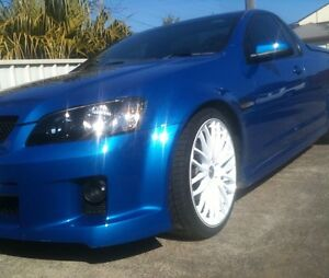 20 inch White Rims & Tyres South Melbourne Port Phillip Preview