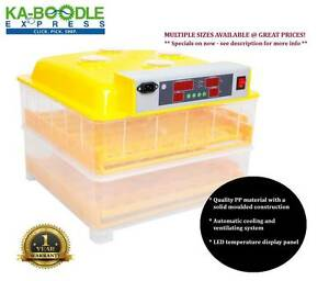 ON SALE: Fully Automatic Egg Incubators - FREE Delivery! Brisbane Region Preview