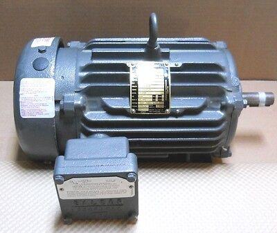 Baldor M7137t Hazardous Location Motor 2hp 230460v 3ph 1740 Rpm New No Box