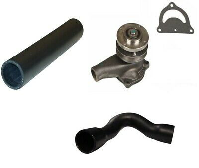 Side Mount Water Pump Kit With Hoses Fits Ford Tractor 2n 8n 9n