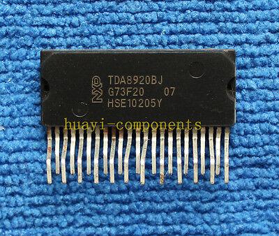 10pcs Tda8920bj Tda8920bjn2 Audio Power Amplifier Ic Nxpphilips Zip-23