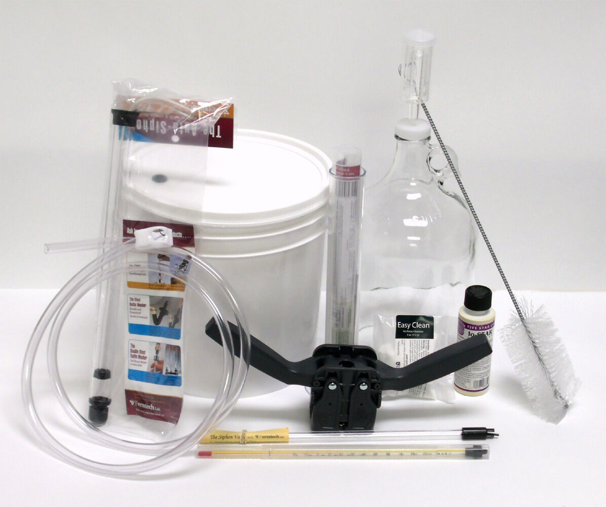 $45.95 - Brewer's Best One Gallon Beer Making Home Brewing Equipment Kit