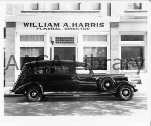 1935-Studebaker-Westminster-Hearse-Funeral-Car-Factory-Photo-Ref-91008