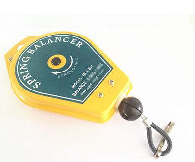 Us Stock New Spring Balancer Tool Holder Ergonomic Hanging Retractable 0.6 - 2kg