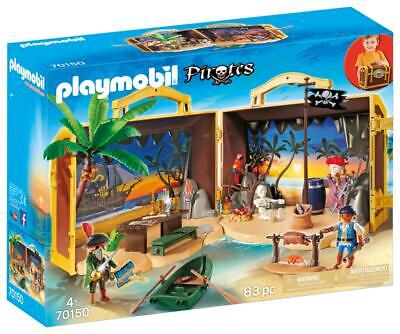 Playmobil 70150 Take Along Pirate Island Special Offer