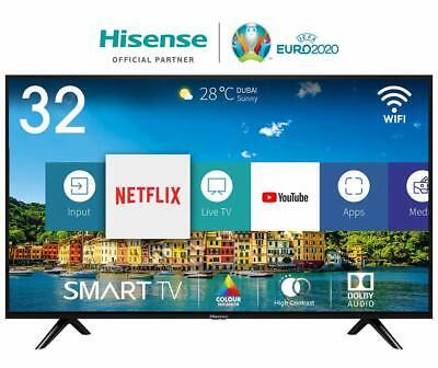 """TV Led 32"""" HD Smart TV HISENSE H32BE5500"""
