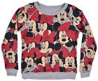 Minnie Mouse Long Sleeve Regular Tops for Women