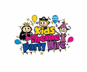 KIDS THEME PARTY HIRE CANBERRA Campbell North Canberra Preview