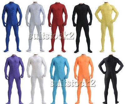 Kid Adult Headless Unisex Lycra Spandex Zentai Skin Costume Bodysuit Catsuit  (Skin Costume Kids)