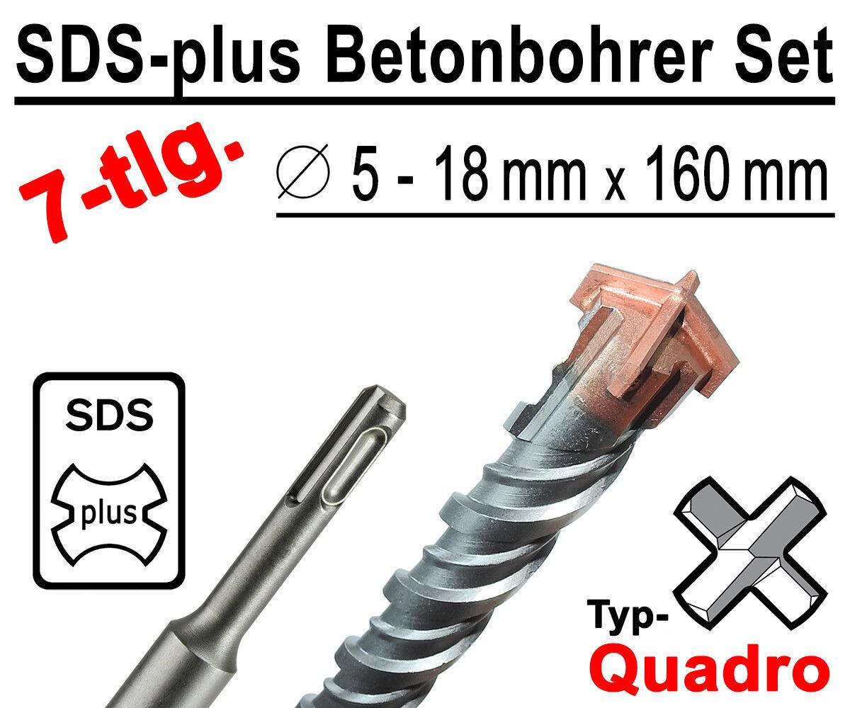 SDS-Plus Betonbohrer Ø 5,5 x 160 mm
