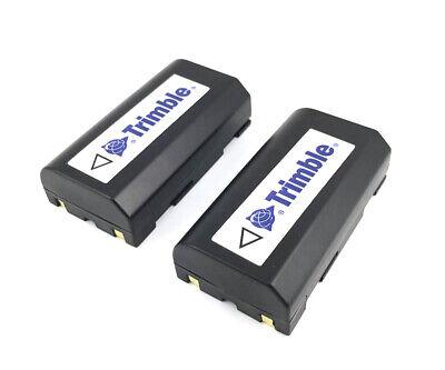 New 2pcs 2600mah-54344 Battery For Trimble Gps 57005800r3r4r5r6r7r8