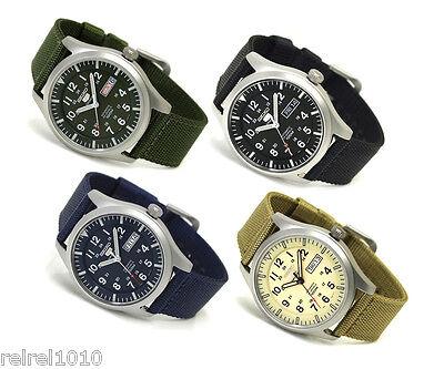 Seiko 5 Sports Military Automatic Watch SNZG07 SNZG09 SNZG11 SNZG15 ()