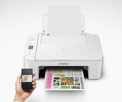 Wireless Canon Printer Scanner Photo WiFi AirPrint Tablet Mobile (Printer Only)