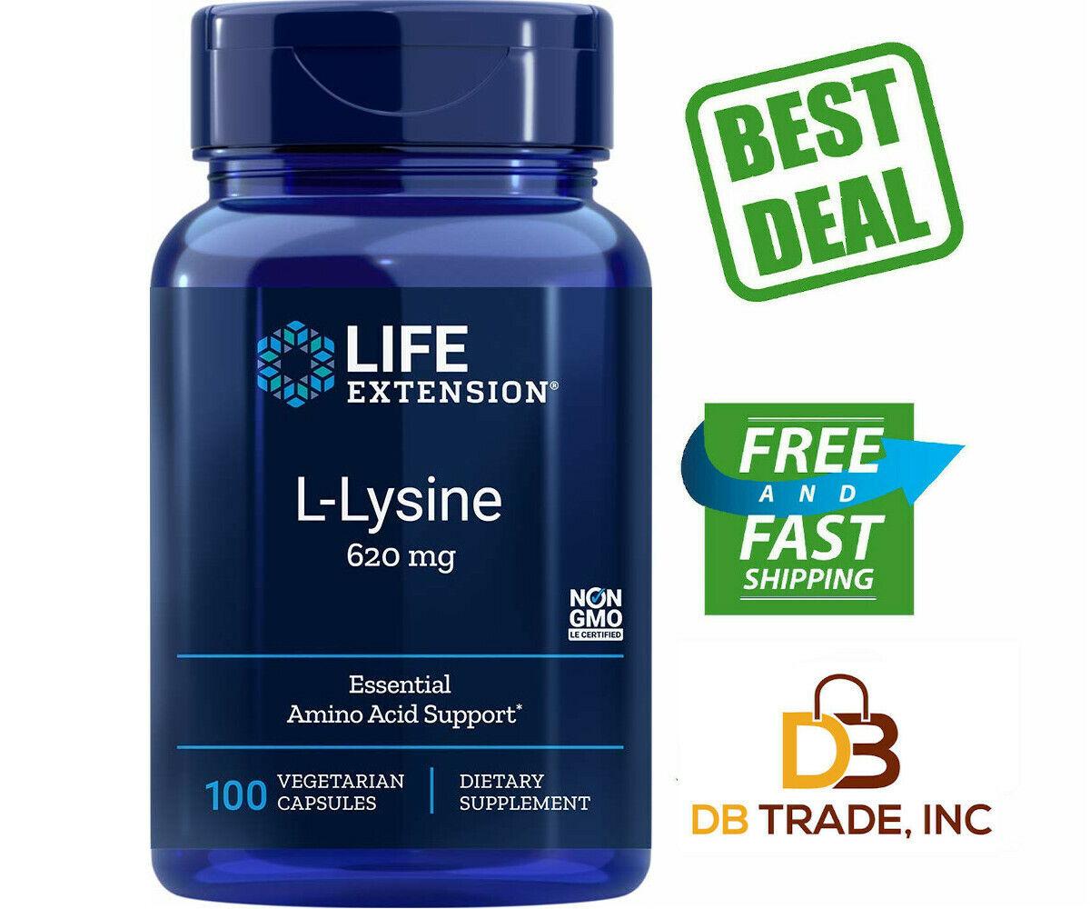 NEW Pastillas Suplemento Dietario L Lisina 1000 Mg Llagas Herpes Sistema Inmune
