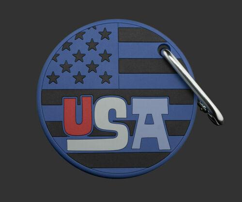 Scotty Cameron West Coast USA Black & Blue Putting Disk US Open