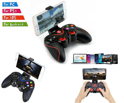 PDR*JOYSTICK WIRELESS SMARTPHONE ANDROID iPHONE PC GAME PAD BLUETOOTH CONTROLLER