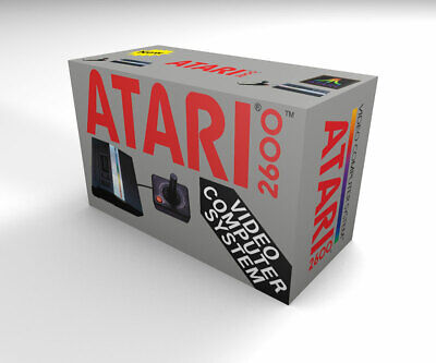 Caja vacia Atari 2600 Jr (no incluye la consola) | Atari 2600...
