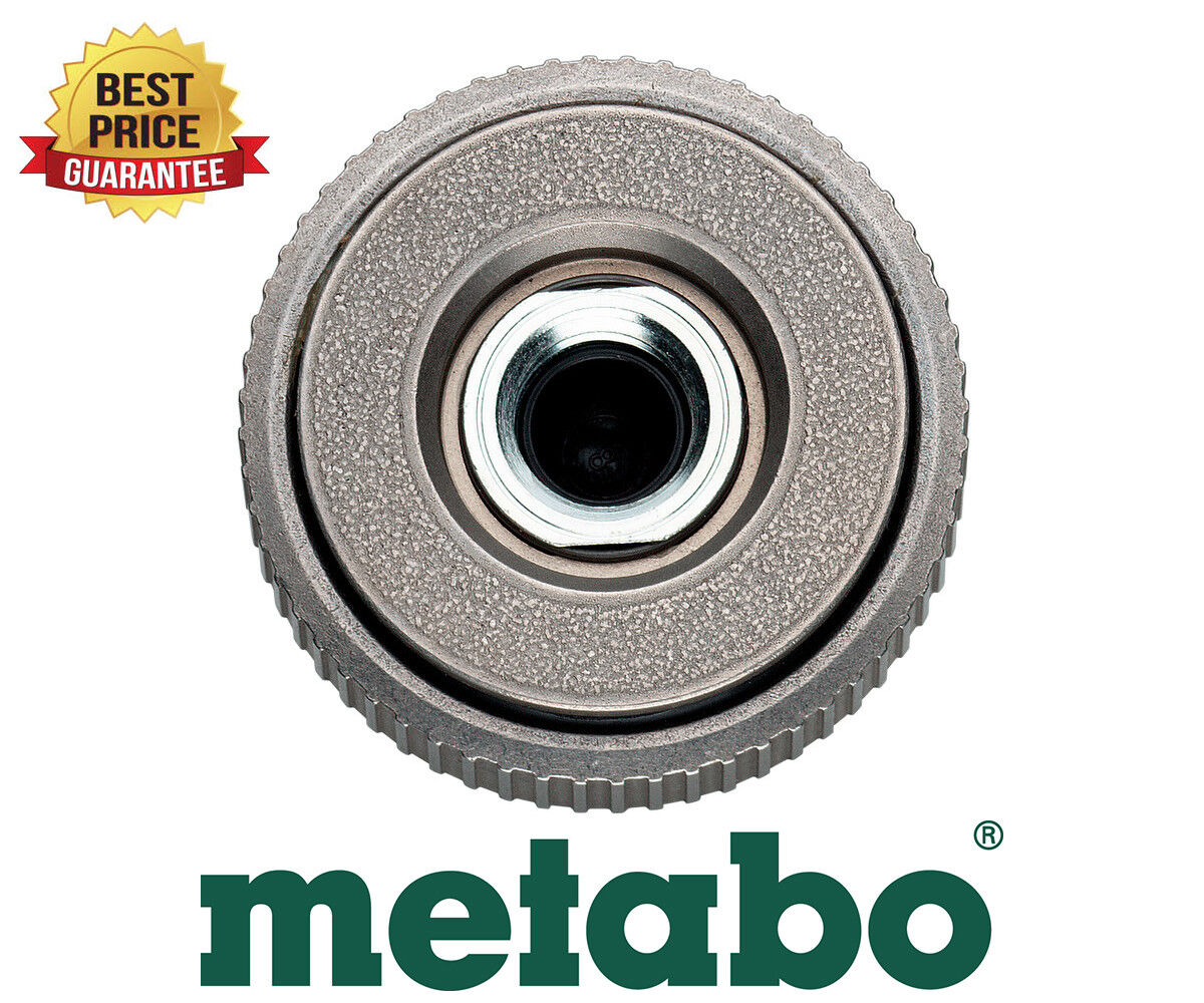METABO QUICK / KEYLESS LOCK NUT FOR M14 ANGLE GRINDERS – S
