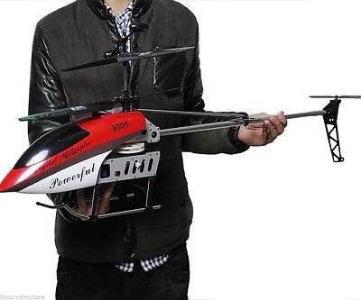 42 Inch 2 Speed Gt Qs8005 3 5 Ch 42  Rc New Helicopter Builtin Gyroscope Version