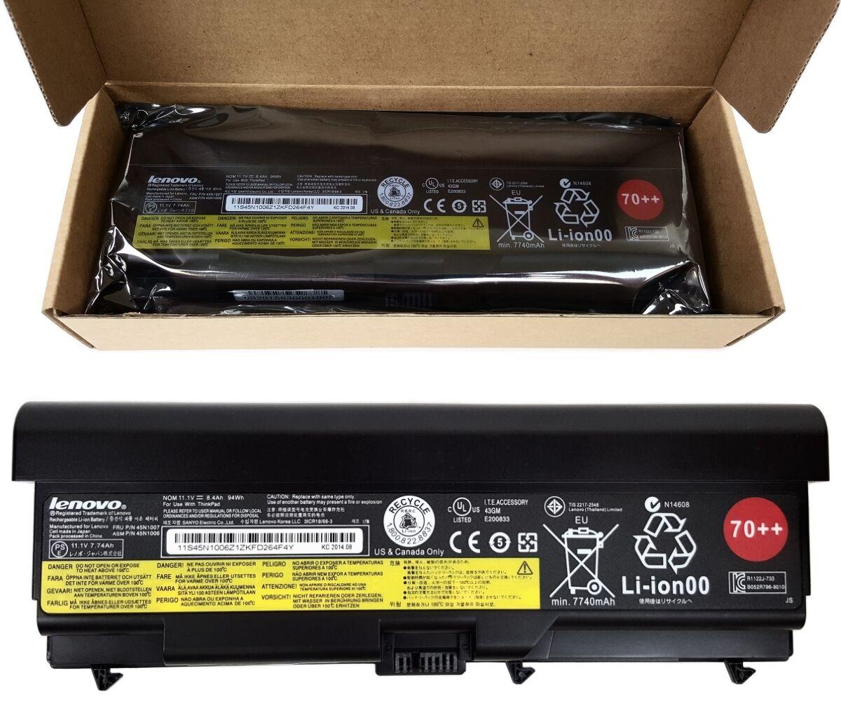 Genuine Lenovo Thinkpad T410 T510 T520 W510 9 Cell Batter...