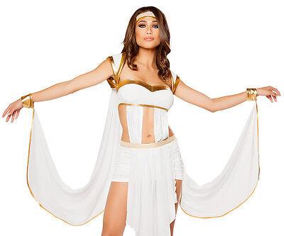 id Kostüm Engel weiß  komplett Fasching Karneval - USA Import (Engel Göttin Kostüm)