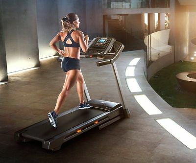 NordicTrack T6.5 S Treadmill Digital Incline Adjustment 10% 20 Builtin Workout