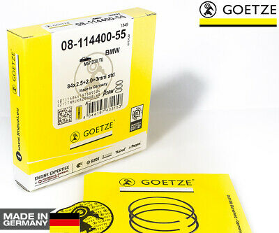 BMW Piston Rings M57D30 TU M47D20 GOETZE 0811440055 BMW 3.0 D Diesel 11257790520 comprar usado  Enviando para Brazil
