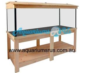 5x2x2 Fish Tank, stand and hood.  Why buy second hand? Wooloowin Brisbane North East Preview