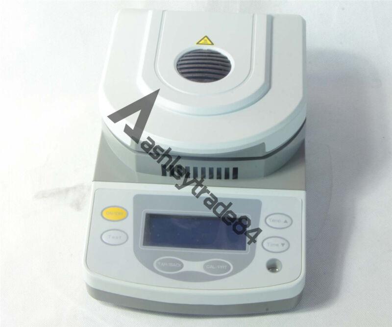 DSH-10A 10g Capacity Lab Moisture Analyzer Tester with Halogen Heating 220V