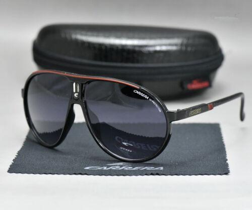 Herren Damen Sonnenbrille Unisex Carrera Gläser mit Box Geschenk Sonnenbrillen