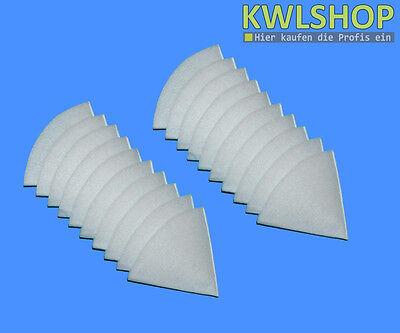 20 Kegelfilter G4 DN 125,150mm lang für Standart Abluftfilter,Tellerventilfilter