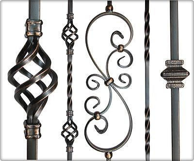 wrought iron balusters discount various baluster designs stair spindles for sale deck